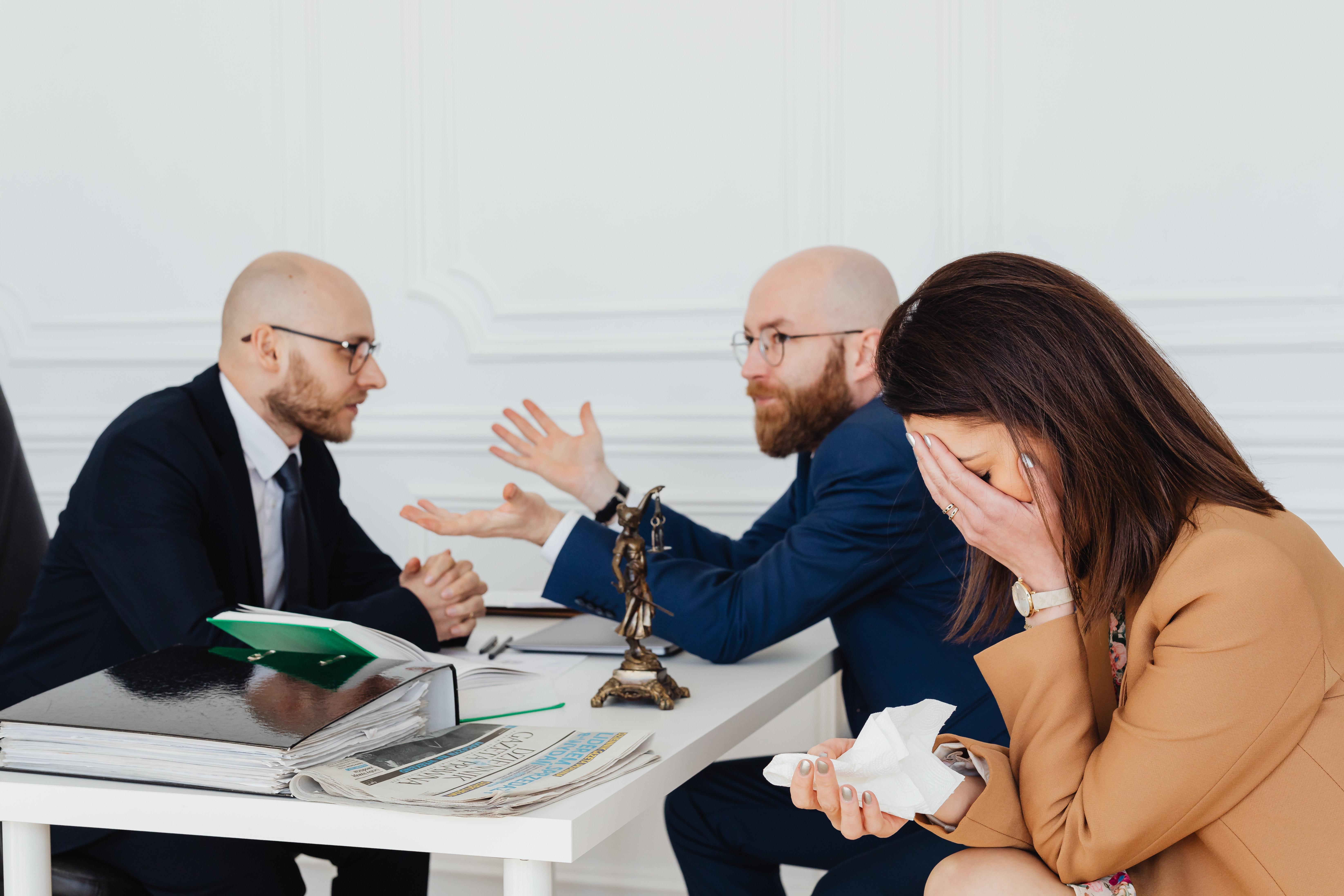 עורך דין גישור גירושין